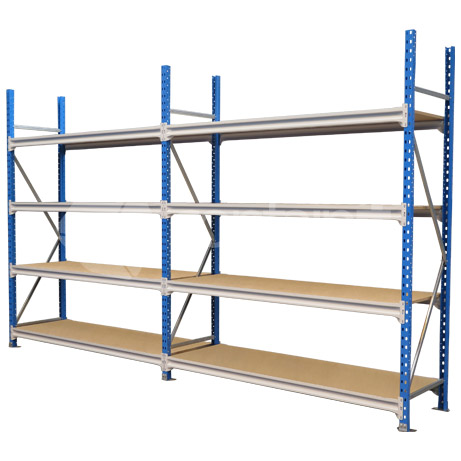 Storeman Longspan with MDF Shelves