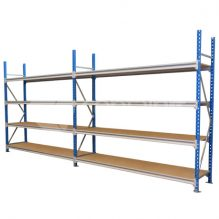 2400mm Long Storeman® Longspan Shelving with MDF shelves