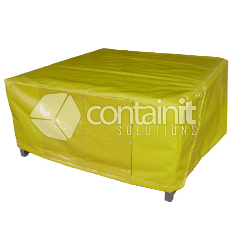 PVC Cover to suit PCFP1160-4 (for use with Lid)