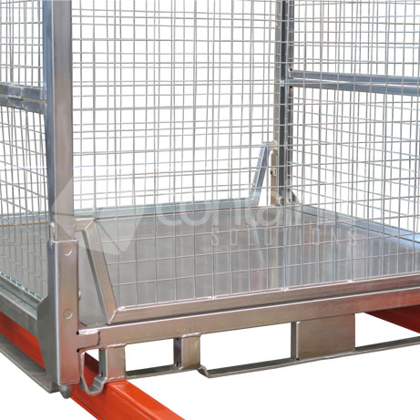 CTCS-1450 on pallet racking