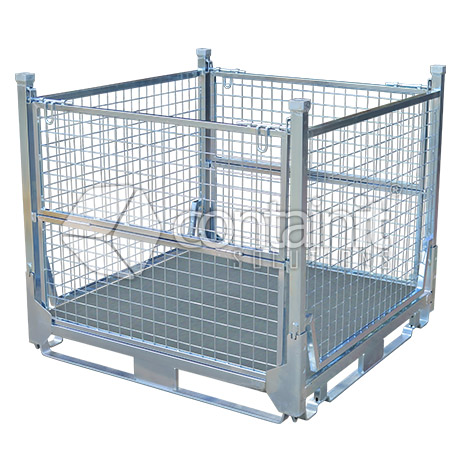 Single Size Full Height Transport Cage