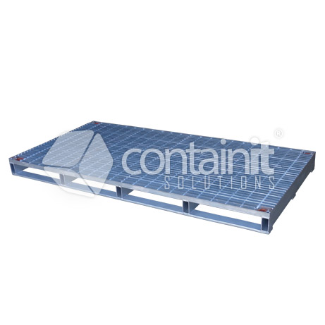Double Size Extra Heavy Duty Transport Pallet