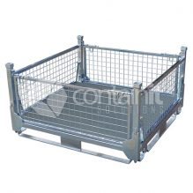 Single Size Half Height Transport Cage