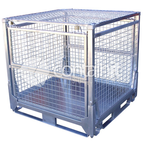 Single Size Full Height Transport Cage Industrial