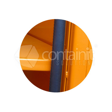 transport storage container - Rubber Seal