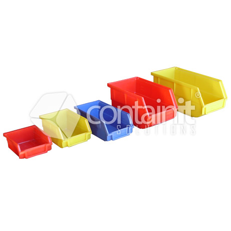 Storeman Plastic Parts Bins