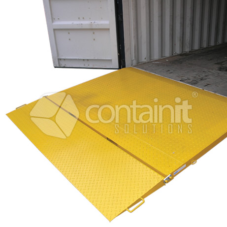 CFR-8000 8000kg Self Levelling Container
