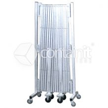 Large Portable Expandable Barrier