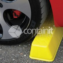Polyethylene Wheel Stops