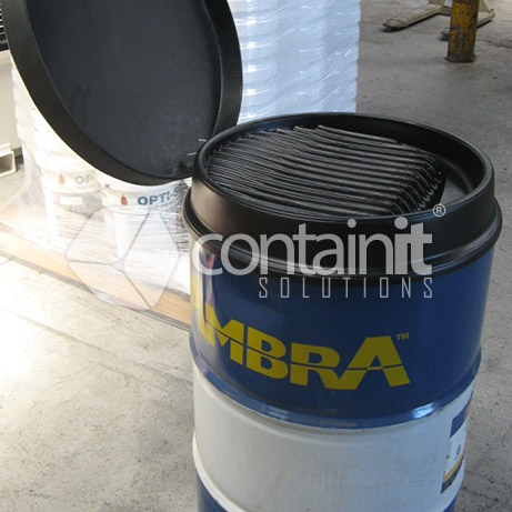 Funnel and lid to fit 205L Drums