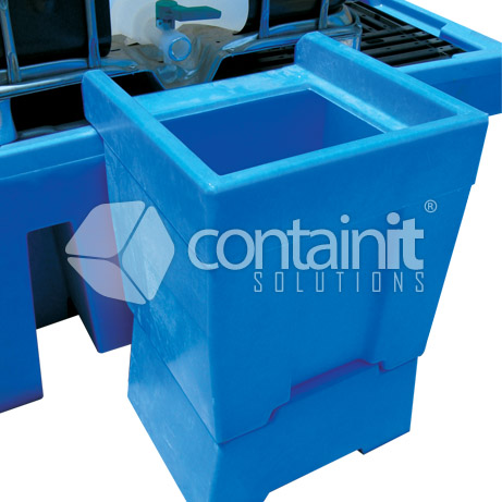 IBC Dispensing Trays