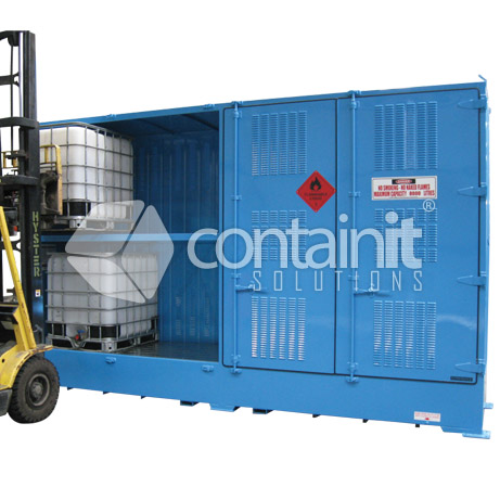 extra large capacity premium heavy duty safety cabinets CRS08BB