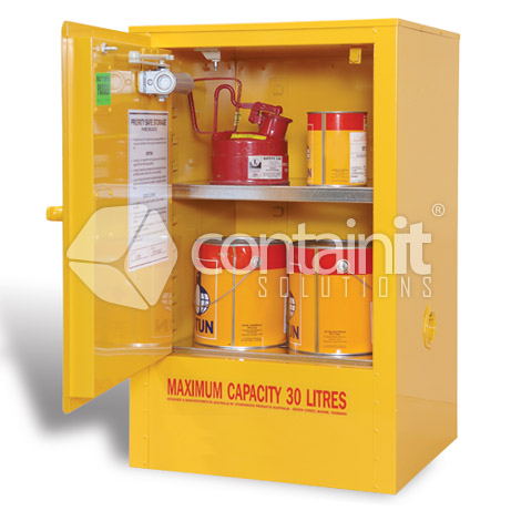 extra large capacity premium heavy duty safety cabinets CSC030