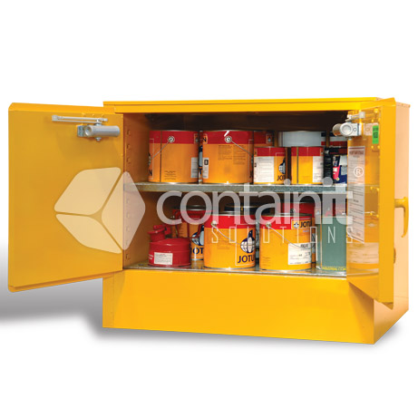 extra large capacity premium heavy duty safety cabinets CSC100