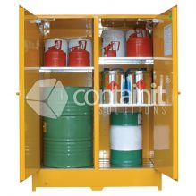 extra large capacity premium heavy duty safety cabinets CXSC450SS