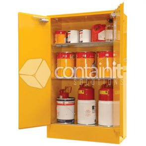 Internal Dangerous Goods Cabinets for Class 5.1 Oxidising Agents