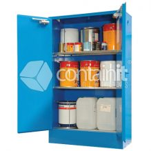 internal dangerous cabinets for class 8 substances