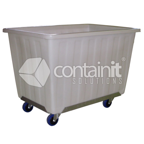 Rotomoulded Tubs on Wheels