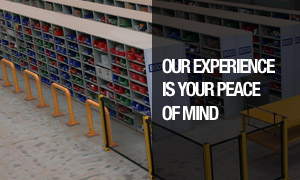 Our Experience is your peace of mind