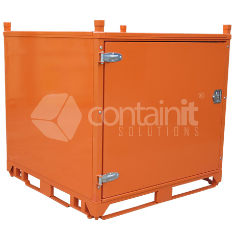 Extra Large Outdoor Storage Box Industrial Storage Containit