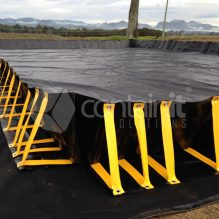 XR5 Heavy Duty Portable Collapsible Bunds
