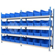 Storeman® Longspan Shelving with Large Buckets