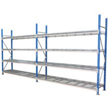 2400mm Long Storeman® Longspan Shelving with Mesh Decks