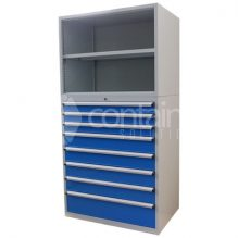 2000mm Series Open Top Storeman® High Density Cabinets
