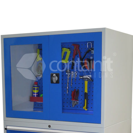 CHD-775-TP Optional Tool Panel for Top Cabinet