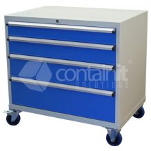 980mm Series Storeman® Tool & Parts Trolleys