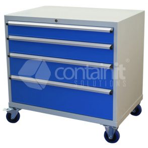 980mm Series Storeman® Tool & Parts Trolley