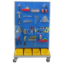 Storeman® Linefeed Trolley with Tool Hanging Panels