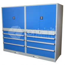 2020 Series Storeman® Workstation Cabinets with Metal Doors