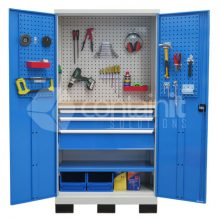 1010 Series Storeman® Workstation Cabinets with Metal Doors