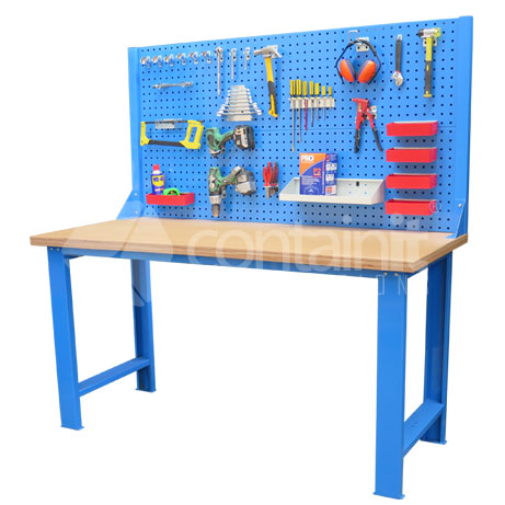 Ply with Backboard for Storeman Workbenches