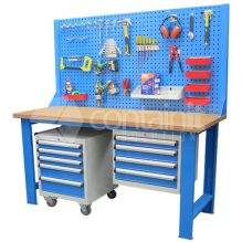 Storeman® Ply Timber Top Workbench Series