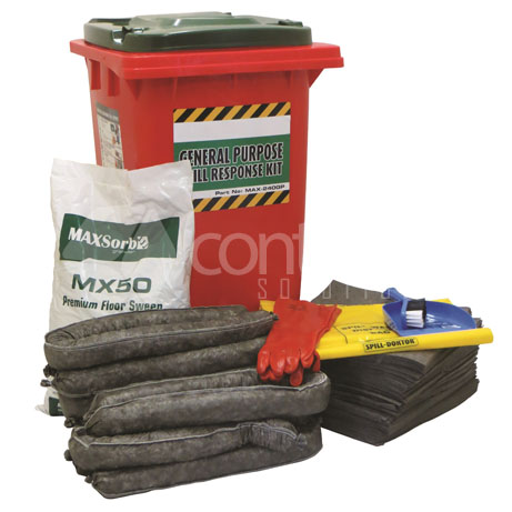General Purpose/Chemical Spill Kits