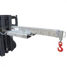 Long Forklift Jib Attachment