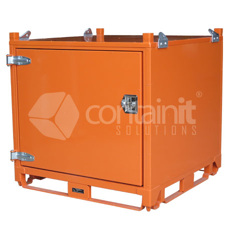 1140mm High Crane Lift Site Box