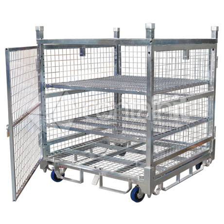 1290 Stackable Logistics Amp Storage Cage Industrial