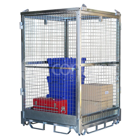 1800 Craneable Mesh Cage