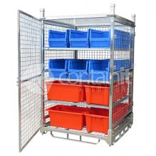 1800 Stackable Logistics & Storage Cage