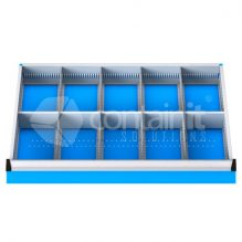 Storeman® Metal Drawer Divider Compartment Insert Options
