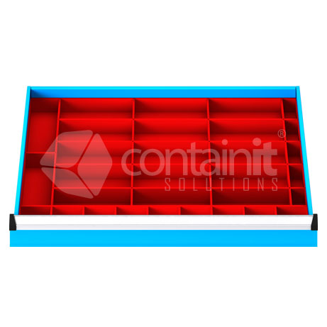 DDP311 (31 Plastic Compartment Drawer Fitout)