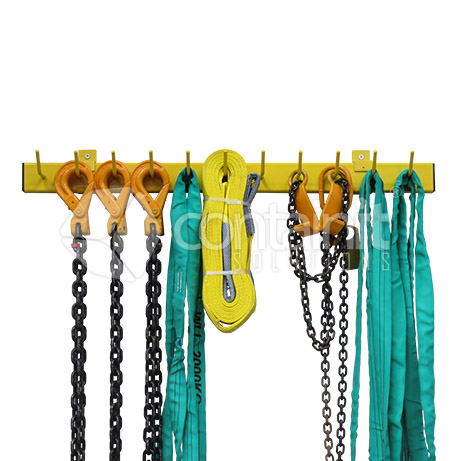 1100 Rigging Hanging Rack with 11 hooks
