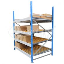 Medium Gravity Feed Carton Flow Racks