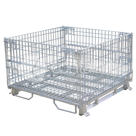 CWMC-1150-7 Half Height Wire Mesh Cage