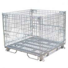 CWMC-1150-95 Full Height Wire Mesh Cage