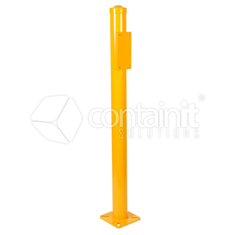 Heavy Duty Retractable Safety Barrier