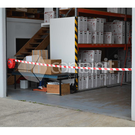 Heavy Duty Retractable Safety Barrier (3)